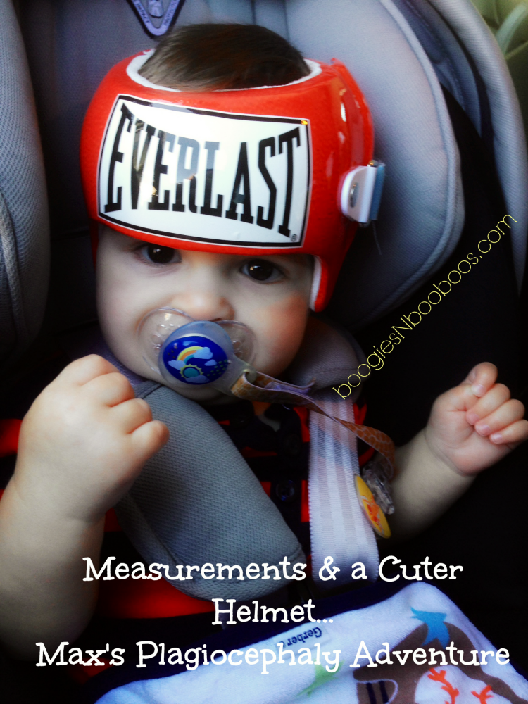 Plagiocephaly Measurements And A Cuter Helmet Plagiocephaly - Baby helmet decals