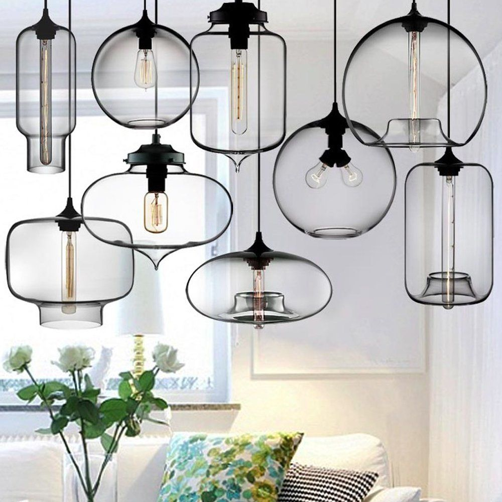 Working On An Bar Lighting Project Find Out The Best Inspirations For Your Next Interior Hanging Ceiling Lights Modern Glass Pendant Light Glass Pendant Light