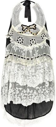 ShopStyle: One Vintage Nadia top