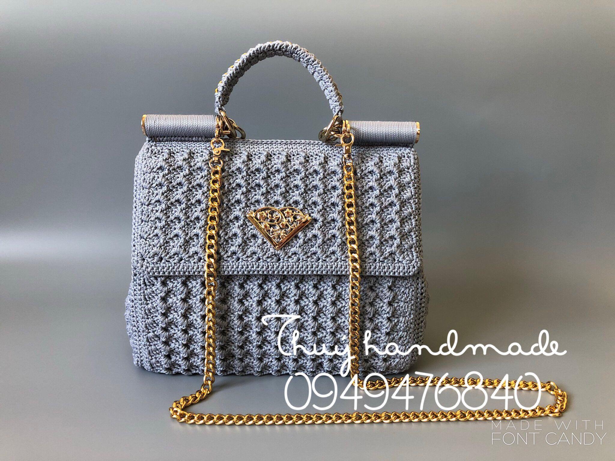 Pin By Yessi On Crochet Handmade Bag Crochet Bag Handmade Bags Bags