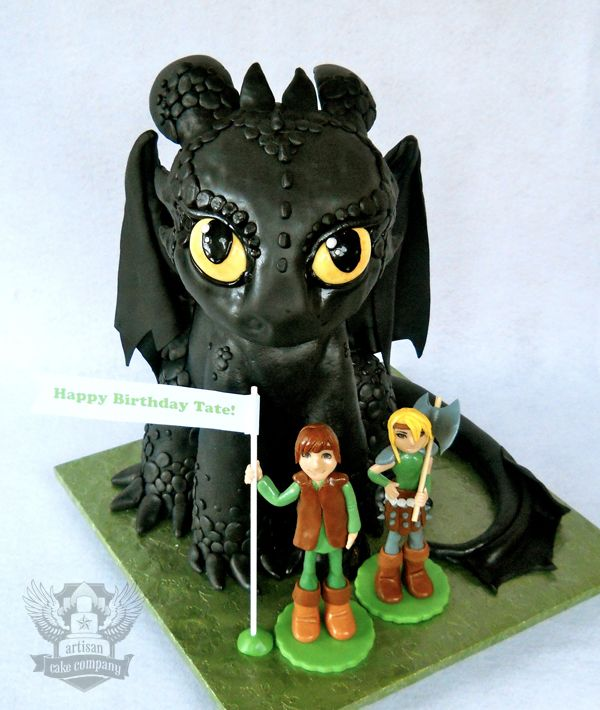 how to train your dragon cake Sculpted Cakes Pinterest Dragon