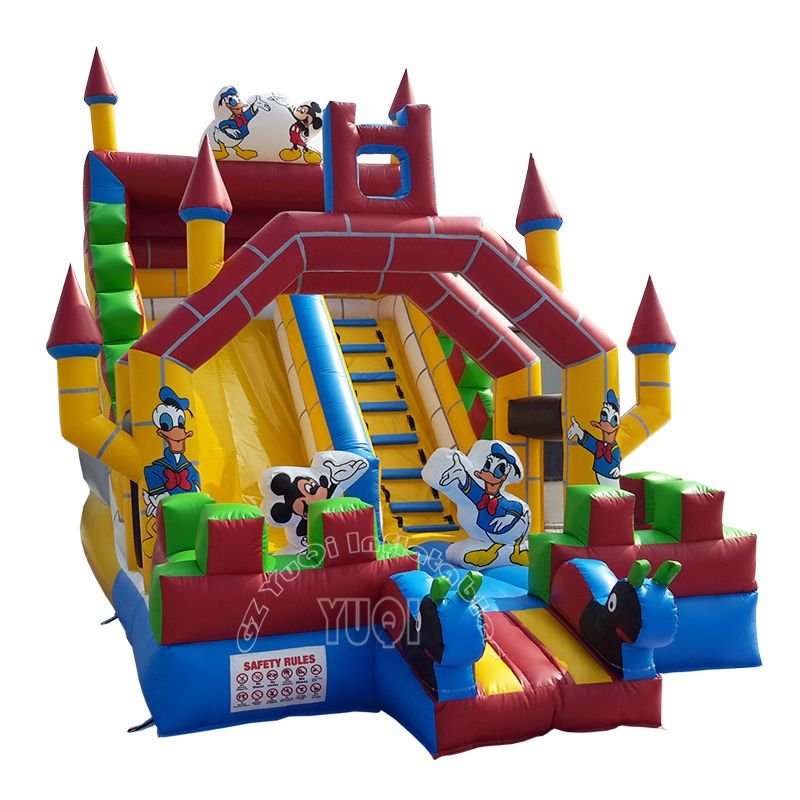 We hope our services can make you happy yuqi inflatables