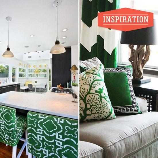 Superb Living Room(Green Home Decor)
