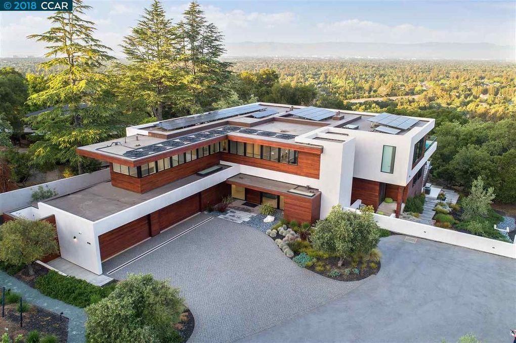 10718 Mora Dr Los Altos Hills Ca 94024 Los Altos Hills Sale House Architecture
