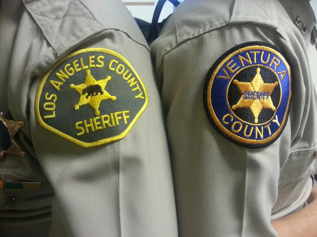 La Sheriff And Ventura Sheriff Team Up With Social Media July 2