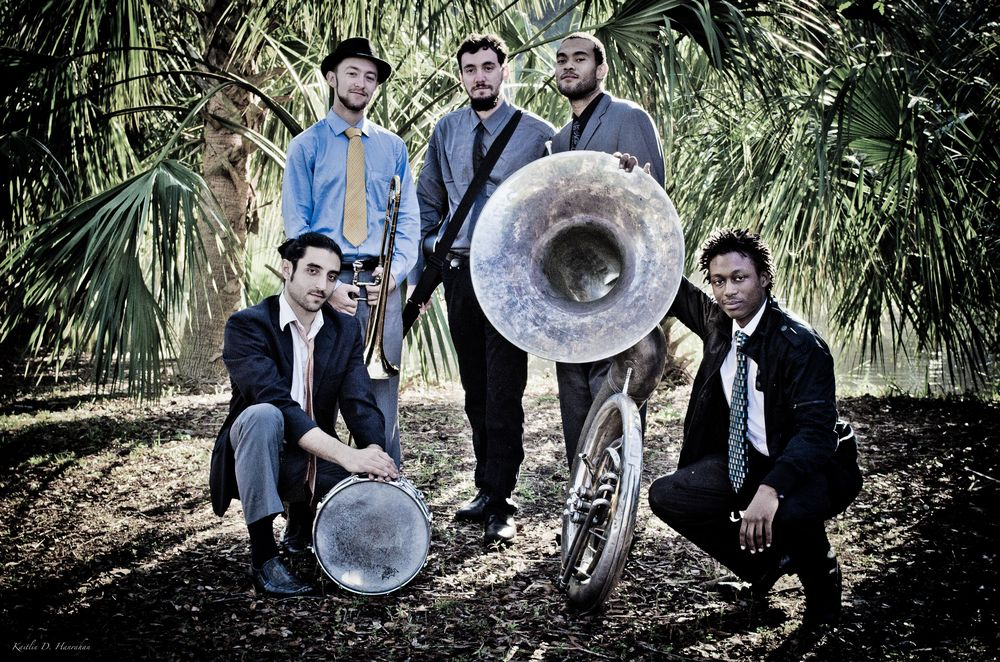 The New Orleans Swamp Donkeys Traditional Jass Band National Spring Tour Is Currently Underway And Will Perform A U Bands On Tour New Orleans Dixieland Jazz