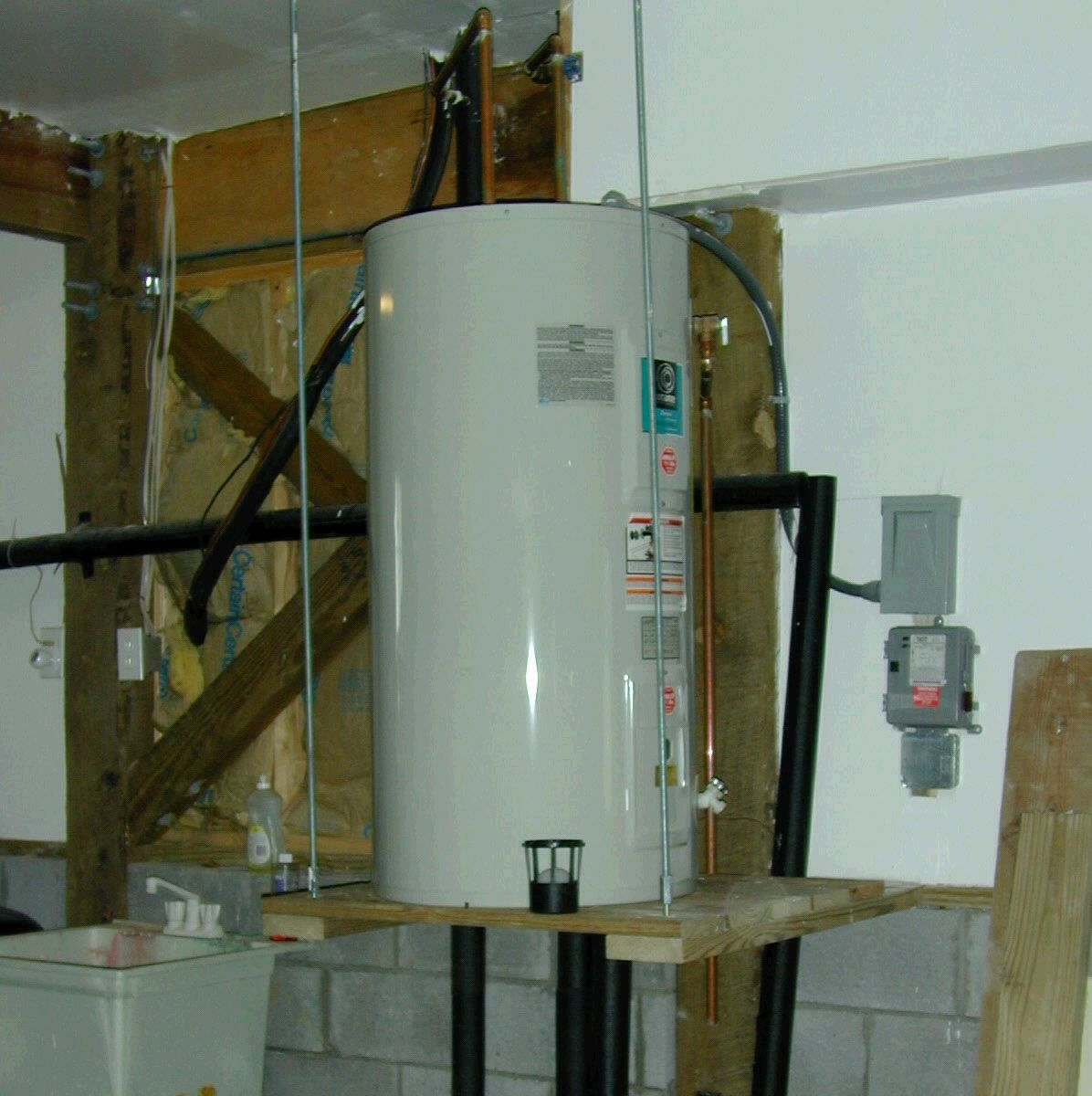 Repairing Common Electric Water Heater Problems Water