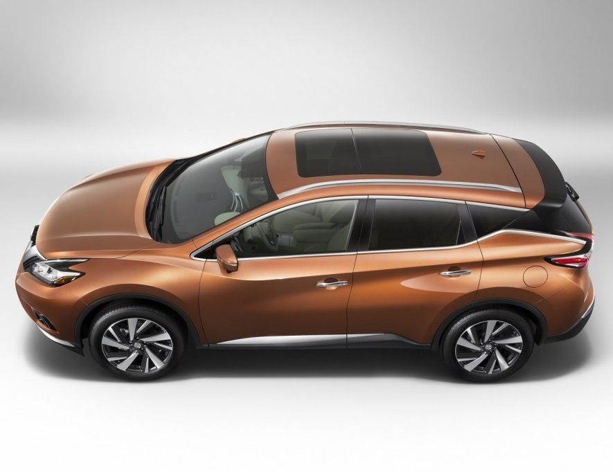 2015 Nissan Murano! I would get it white! Nissan murano