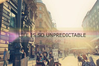 Expect The Unexpected Quotes Pinterest Truths