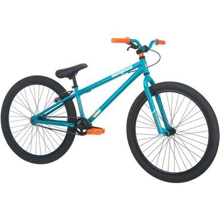 Mongoose 26 M Dirt Jump Teal Orange Walmart Com Boys Mountain Bike Bicycle Singlespeed Bicycle