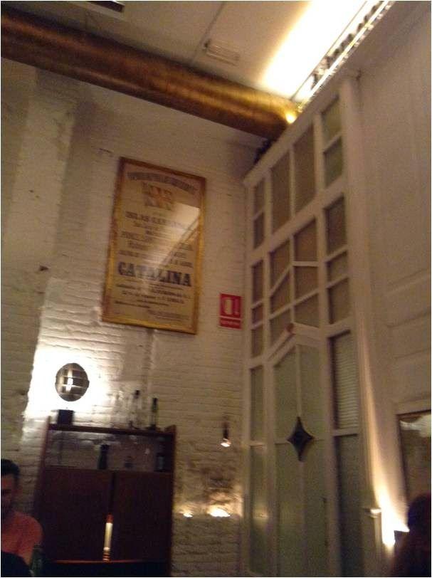 Simone indica restaurante Big Fish em Barcelona