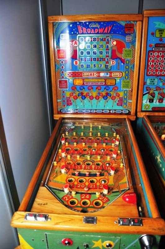 Arcade Bingo Machine