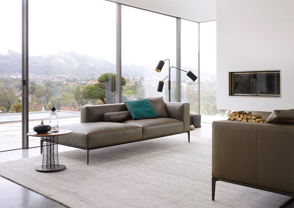 Walter knoll jaan living sofa designed by eoos switch modern