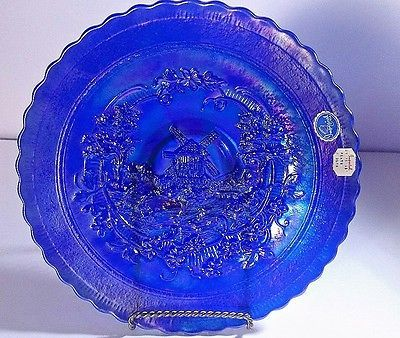 Big Sky Carvers BLUE DRAGONFLY Floral Figurine Stonecast Sculptures Fusion NIB
