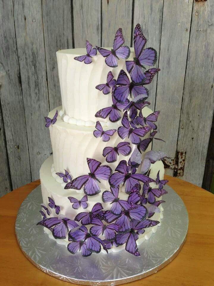 #keywestcakes #butterflycake #weddingcake
