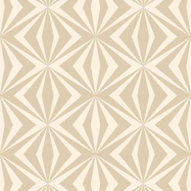 Gold Hendrix Wallpaper Dunelm Wallpaper, Geometric