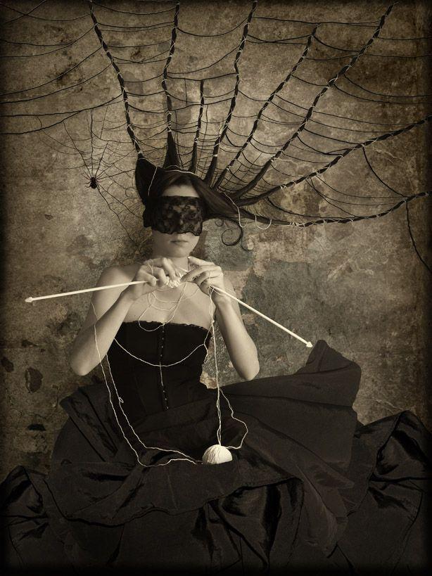 """""""Black Widow""""  By Danapra"""