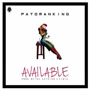 THE MOZ MUSIC: Patoranking- available[afro house]2018 [download
