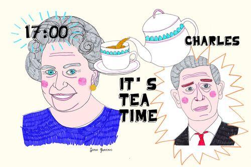 """Tea Time """"the Diamond Giubilee"""" per Grazia.it"""