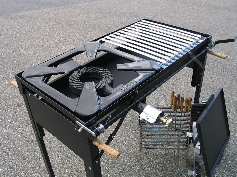 Hornillo a gas y parrilla carbon al mismo tiempo - Fogones a gas ...