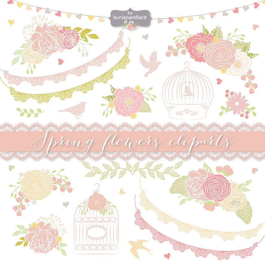 Wedding floral clip art spring flowers clipart 1burlapandlace wedding floral clip art spring flowers clipart 1burlapandlace mightylinksfo