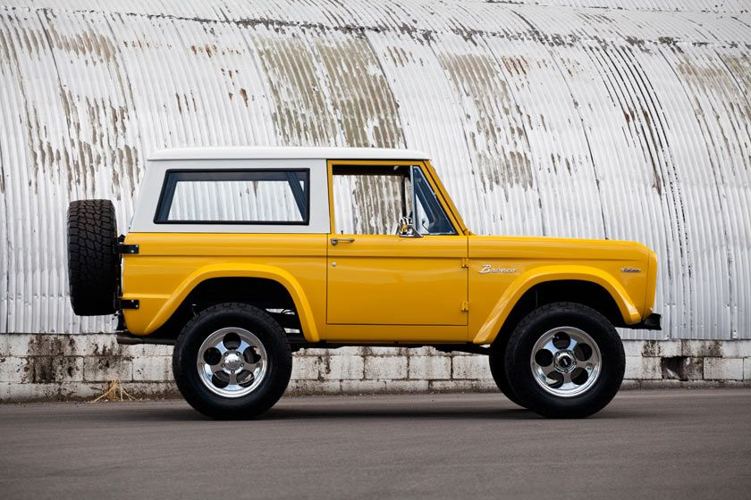 1969 Ford Bronco Kindig It Design Ford Bronco Bronco Truck Bronco