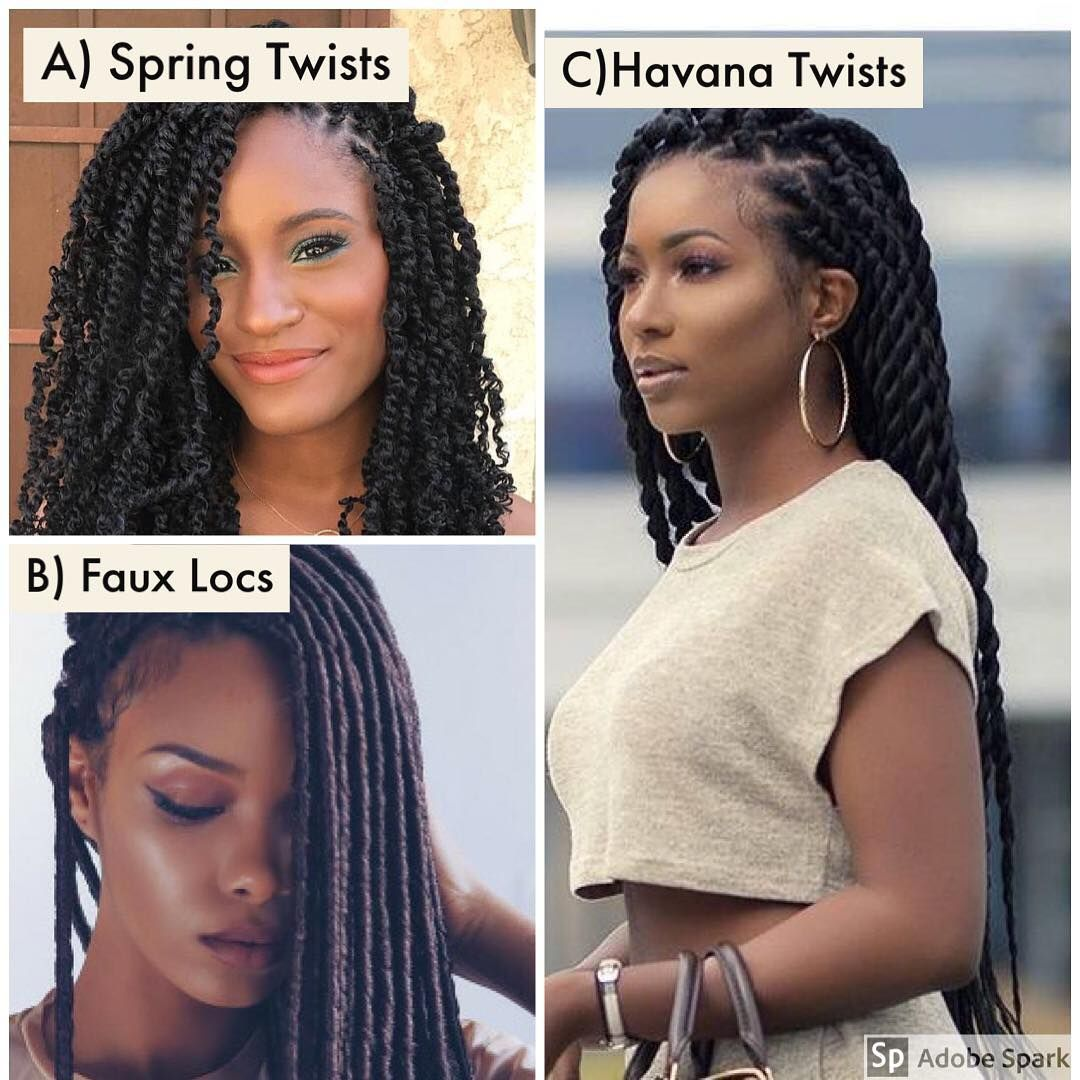 Natural Hair Consultant On Instagram Which Protective Style