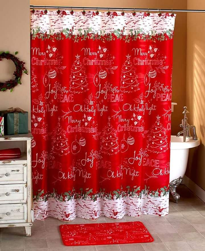 40 Out Of The Box Christmas Bathroom Decor Ideas For A Complete Festival Makeover