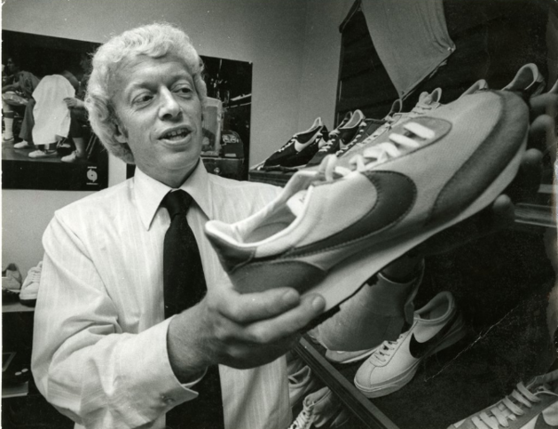 Phil Knight /// co-founder of Nike