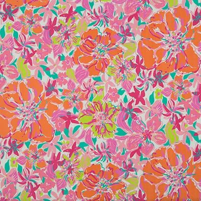fd490887882625 Lilly Pulitzer for Lee Jofa Kravet Fabric Pattern: Besame Mucho 2016112-712  Color: Agate Conch Vertical: 25
