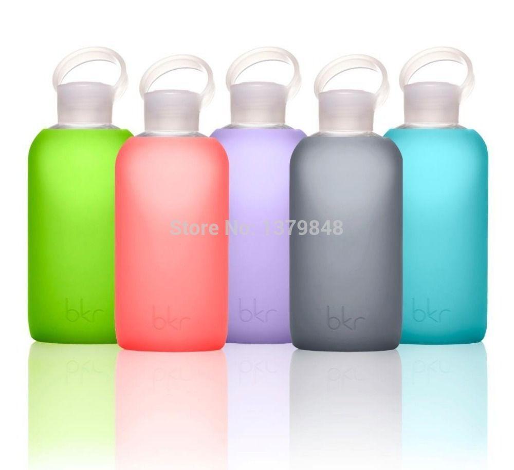 Cheap 500ml Botella Bkr Botella De Agua Burbujeante Vidrio  ~ El Lavavajillas Deja Los Vasos Blanquecinos