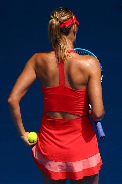 Maria Sharapova Photos Photos Australian Open Day 11 Sharapova Tennis Maria Sharapova Photos Maria Sharapova