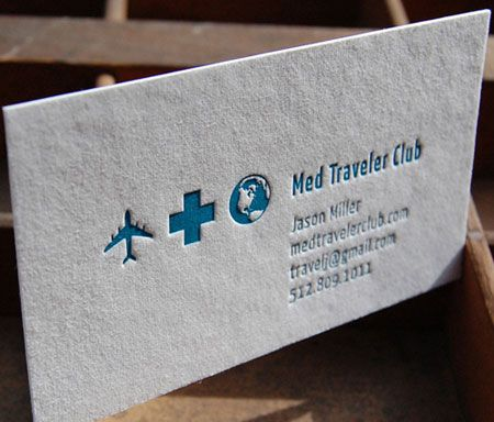 5 types of business card designs to consider business cards the classic business card reheart Choice Image