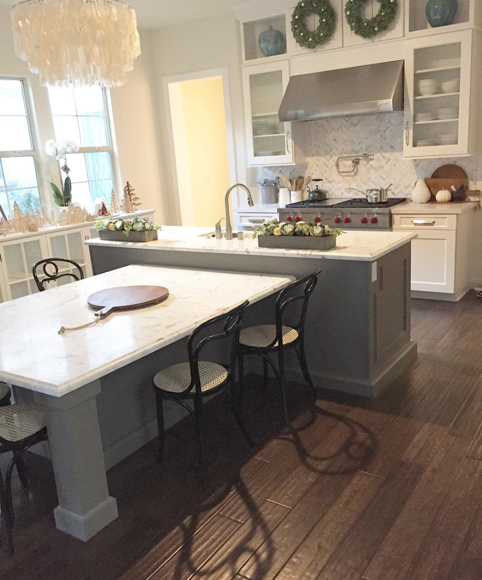 5 Instagram Feeds To Follow Kitchen Island Dining Table Kitchen Design Small Kitchen Island With Seating