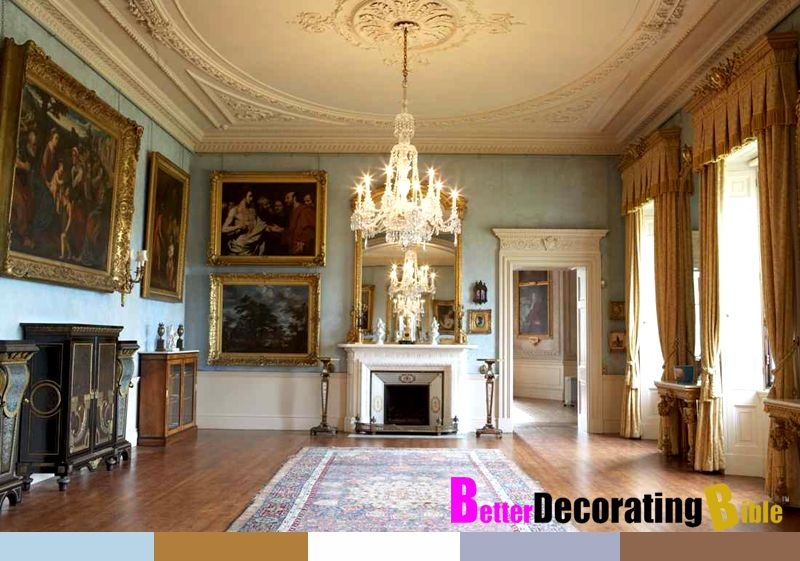 Stately Home Interiors. Discover our Downton Abbey interiors inspiration on HOUSE  design food and travel by House Garden The bedroom of your dreams gothic Hot Property Old English Mansion
