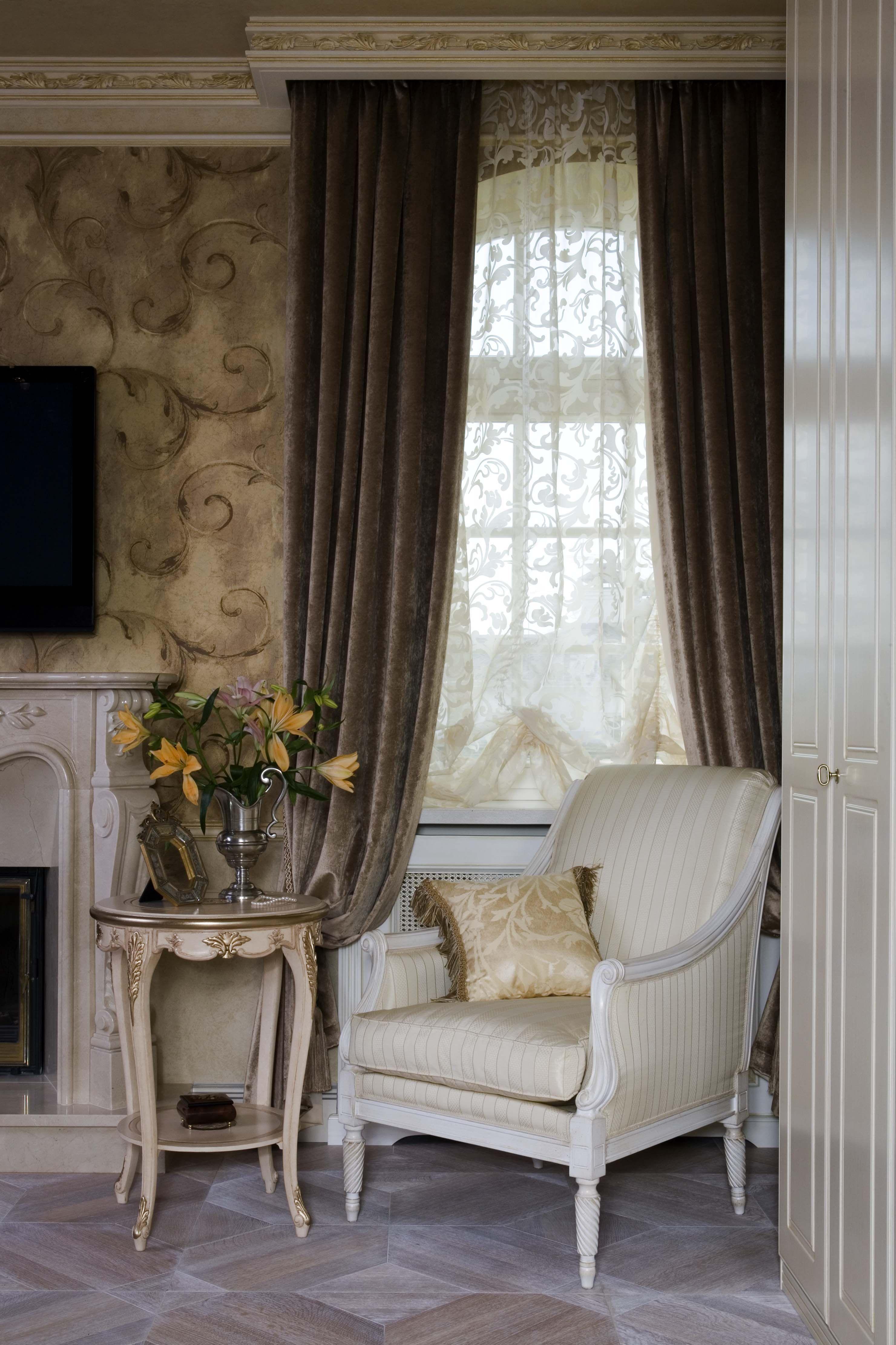 Under window decor  décor by dominanta interior designudecoration  curtains  pinterest