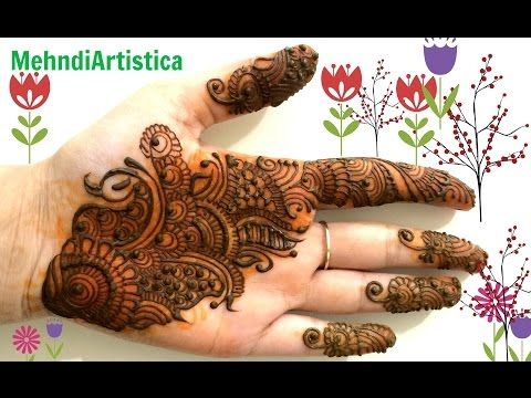 450 Easy Henna Designs Full Hand Mehendi Designs For Hands By