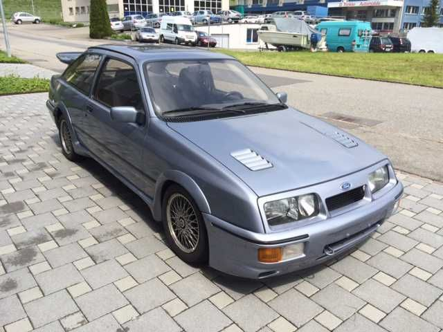 Ford Sierra Cosworth Lhd Ford Sierra Car Ford Ford