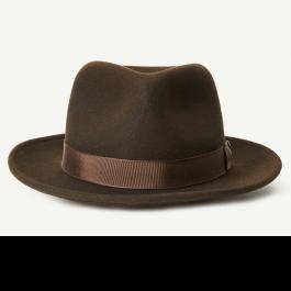 32eab4ad41aa4 The Doctor Felt Fedora Hat