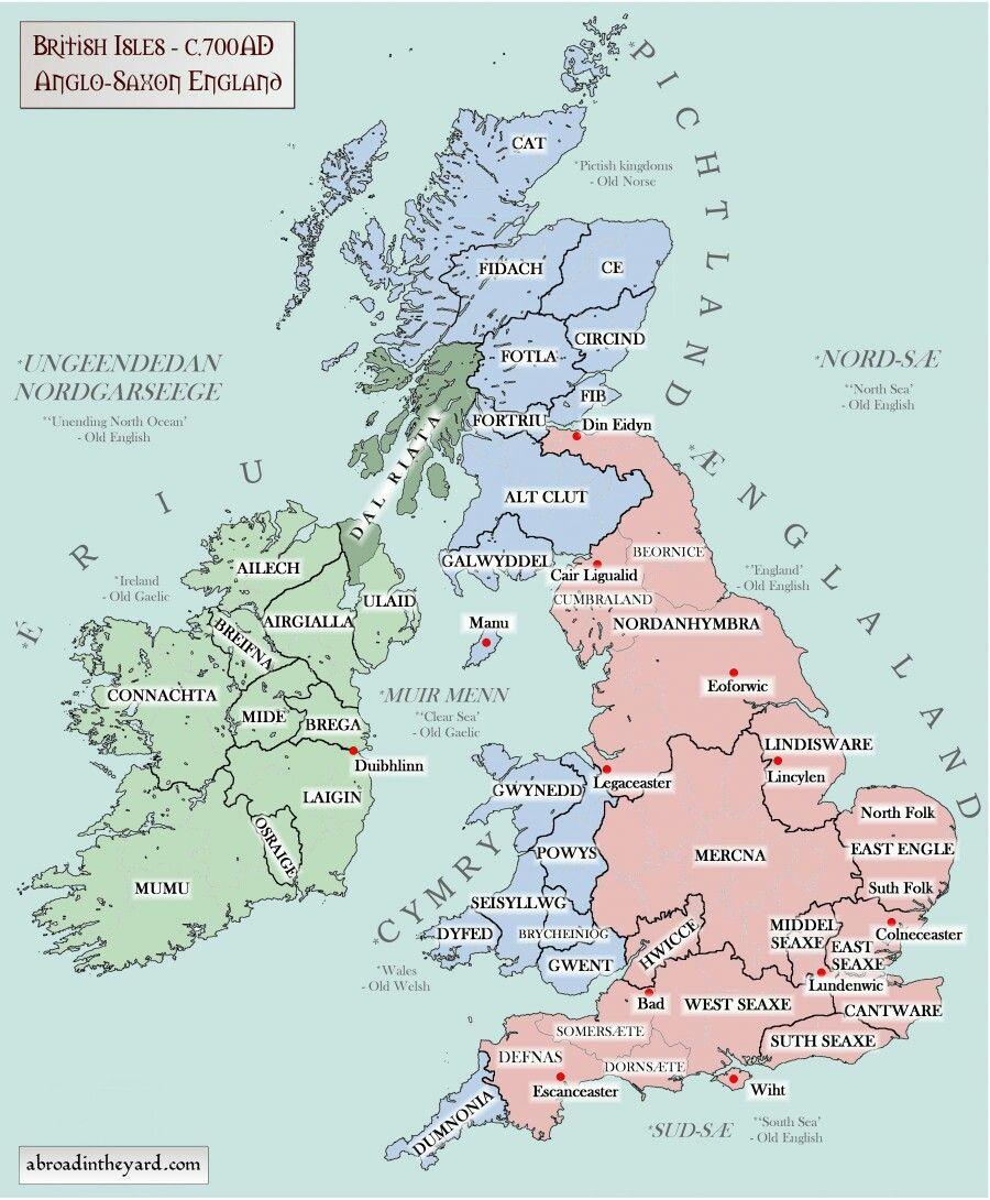 Geografi Af Per Holm Fra Geografi Europa Britiske Oer