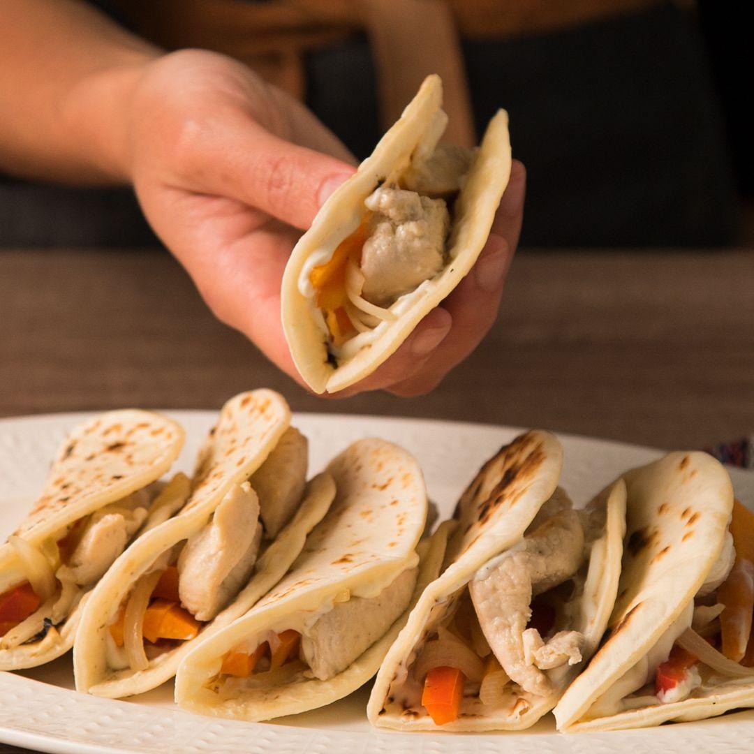 Tacos de Pollo ¡Por sólo $100