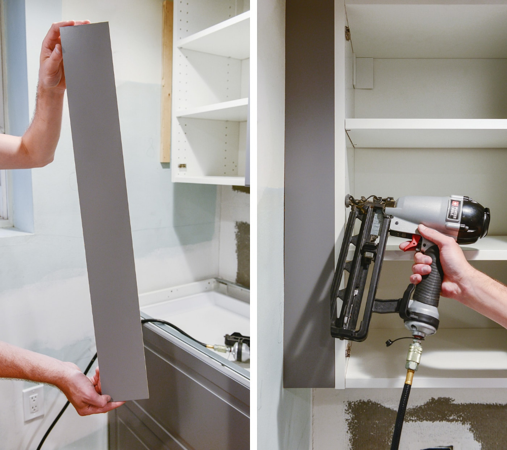 Perfecting the Imperfect In Our IKEA Kitchen: Fillers ...