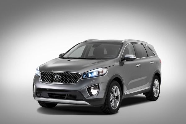 2016 Kia Sorento Release Date Review Msrp Price Mpg Lx
