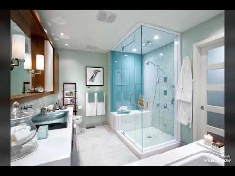 Small bathroom designs - YouTube | Home Interior Decor | Pinterest ...