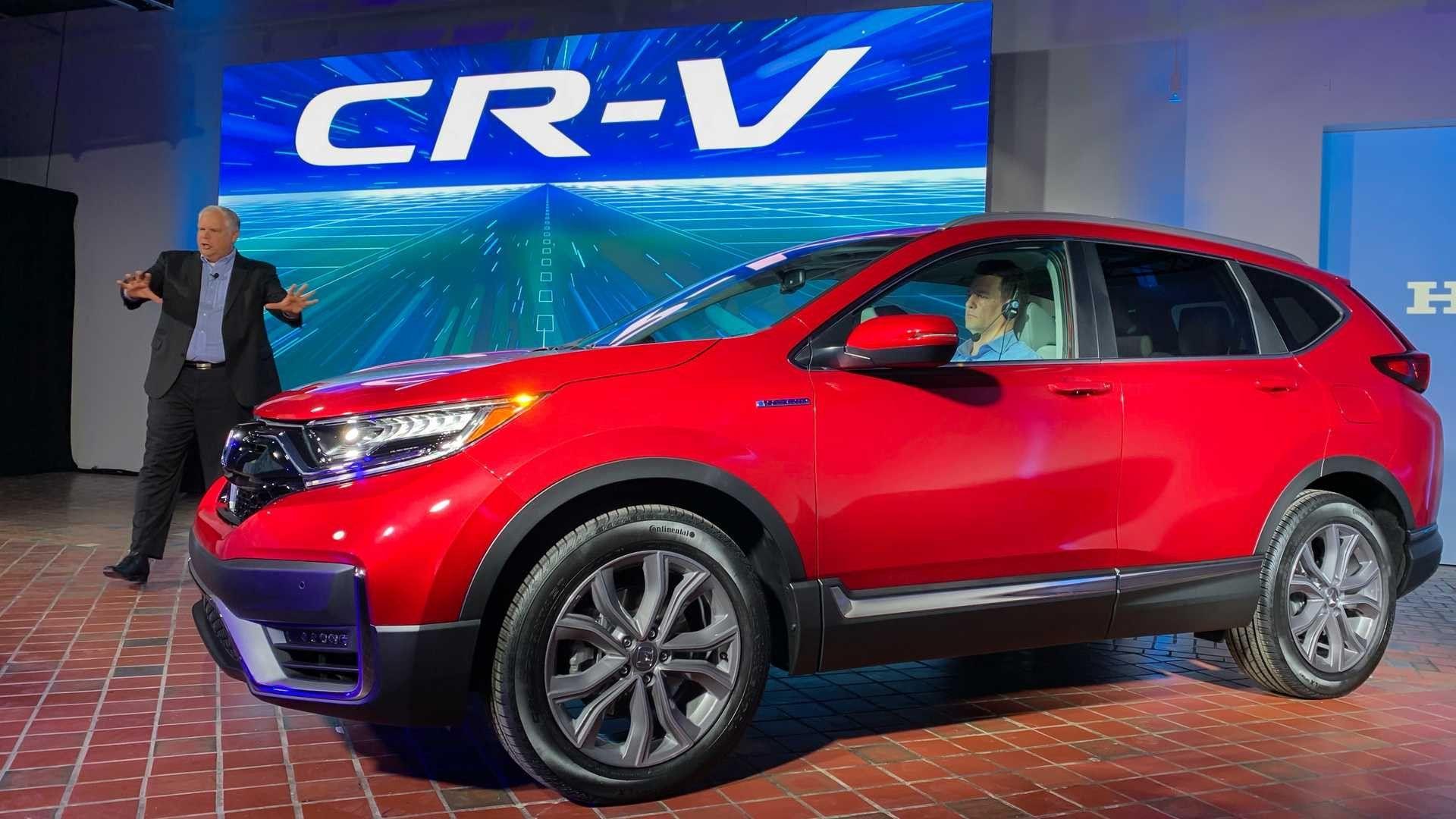 2020 Honda Suv Exterior In 2020
