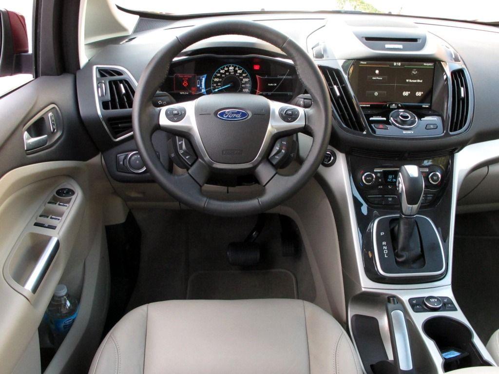 Ford C Max Hybrid Interior Ford C Max Hybrid Ford Ford Flex