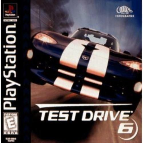 Test Drive 6 - Sony PlayStation