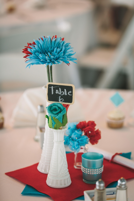 DIY table decor from Hobby Lobby #wedding #tabledecor # ...