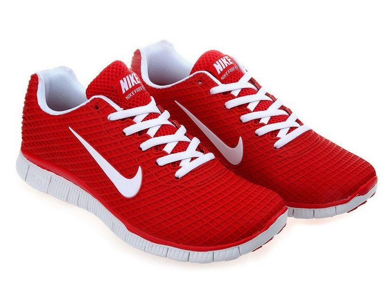 zapatos rojos nike