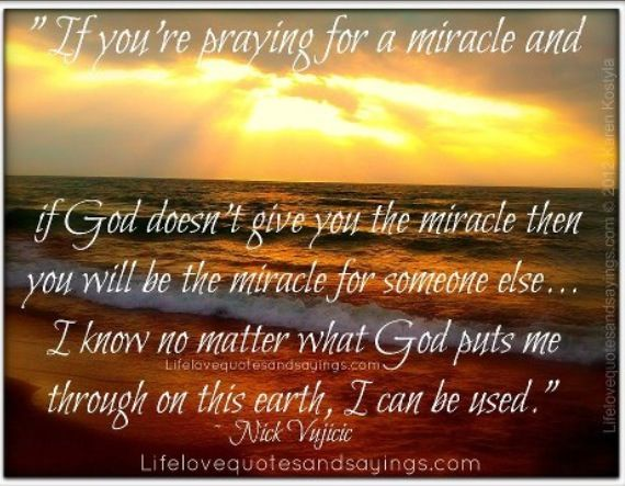 Pin by KimmyKATS on Spiritual Inspiration   Miracle quotes ...